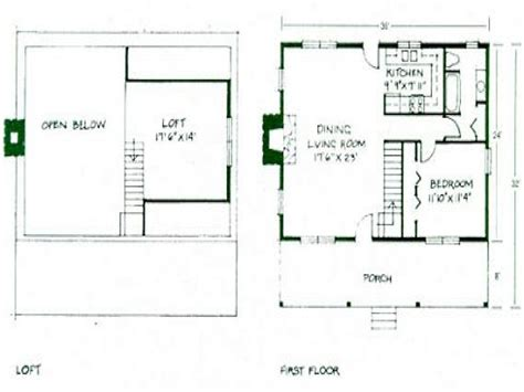 one farmhouse simple small house floor plans small cabin floor plans
