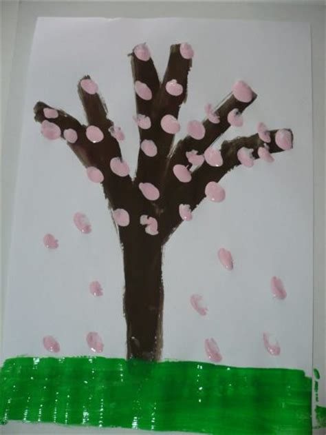 spring almond tree fun family crafts