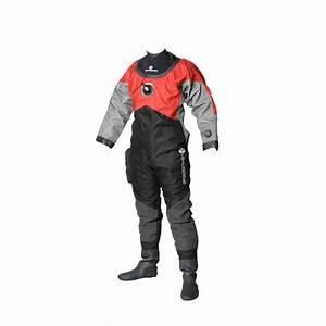 Typhoon Trx Dry Suit Size Large Broad