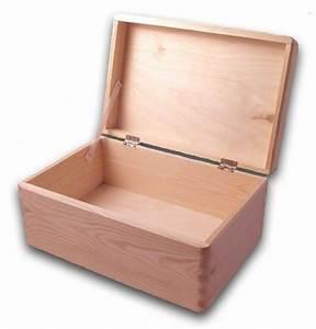 Holzkiste Mit Deckel Ikea : gro e aufbewahrungsbox holzkiste mit deckel kiefer unbehandelt holzartikel bastelartikel und ~ A.2002-acura-tl-radio.info Haus und Dekorationen