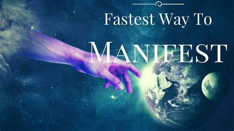 manifest desires law attraction way fastest youarecreators