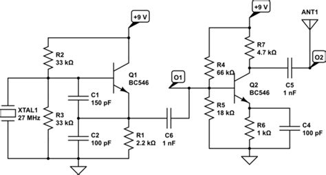 Amplifier Common Emitter Not Amplifying Electrical
