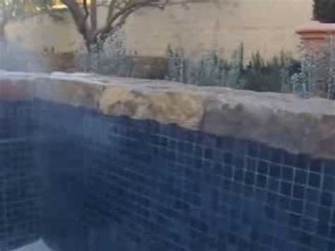 pool tile cleaning using salt blasting az