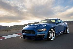 Shelby Brings Insanity and More to SEMA 2017 - AllFordMustangs