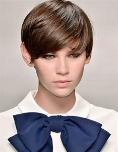 Coiffure Cheveux Court : coiffure soir e cheveux courts 40 coiffures de soir e ~ Melissatoandfro.com Idées de Décoration