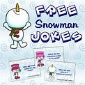 The Playful Otter: Snowman Jokes