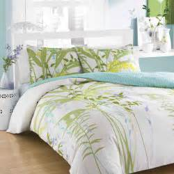 new king size 3 piece comforter set mixed floral green blue yellow white ebay