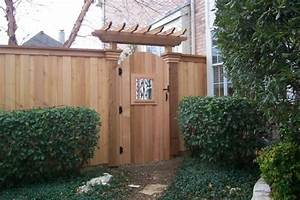 Southwest Fence & Deck: Fences and Gates - Traditional