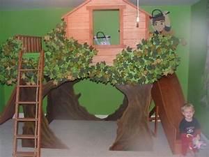 Fototapete Kinderzimmer Wald : kinderzimmer deko wald ~ Watch28wear.com Haus und Dekorationen
