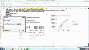 11 Cost Volume Profit Graph Excel Template - Exceltemplates