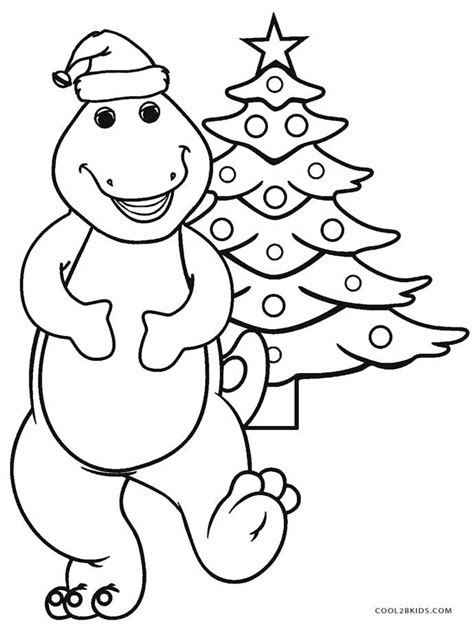 barney coloring pages free printable barney coloring pages for cool2bkids