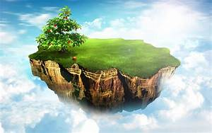 3D Nature World #Wallpaper