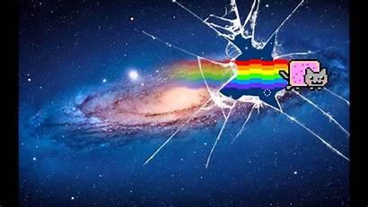 Cat Nyan Dubstep Speed