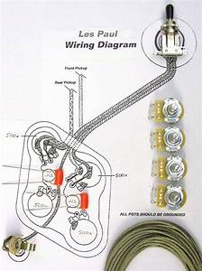 Wiring Kit For Les Paul