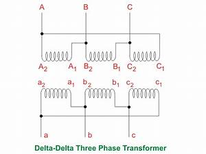 Single Three Phase Transformer Vs Bank Of Three Single