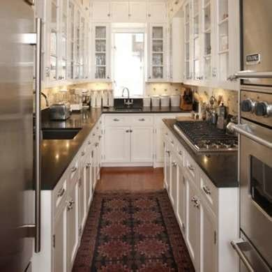kitchen cabinets diy galley kitchen design ideas 16 gorgeous spaces bob vila 2975