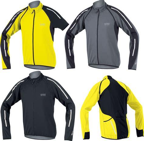 bike wear gore bike wear phantom ii windstopper jacket revie