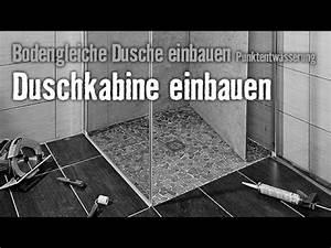 Bodengleiche Dusche Nachträglich Einbauen : bodengleiche dusche einbauen punktentw sserung kapitel ~ A.2002-acura-tl-radio.info Haus und Dekorationen