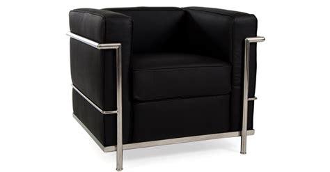 reproduction du fauteuil le corbusier lc2 pas cher de qualit 233