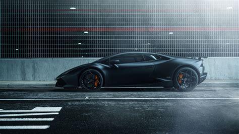 koenigsegg ghost car lamborghini huracan vellano mc matte black 4k wallpaper