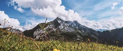 Mountains Field 3440 1440 Ultrawide Wallpapers Monitor