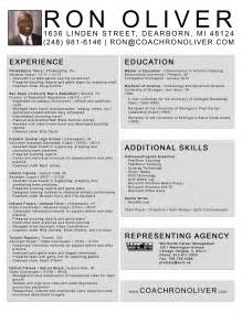 resume for college applications templates for resumes basketball coach resume images frompo 1