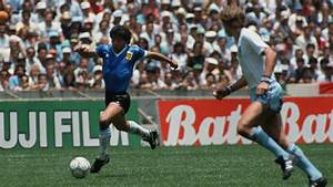 Diego Maradona & the Hand of God: The most infamous goal ...