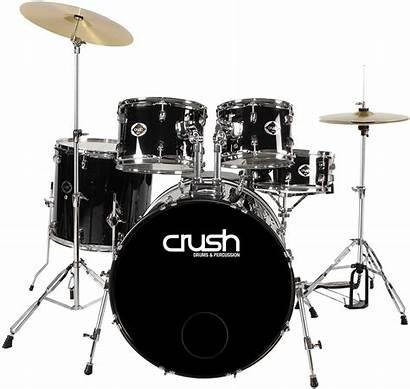 Drum Alpha Kit Crush Drums Piece Cymbals