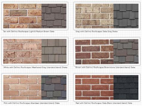 White Brick Houses, Exterior Brick Siding Brick And Siding