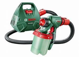 Bosch Pfs 5000e : bosch pfs 3000 2 and 5000 e paint spray systems bosch ~ Melissatoandfro.com Idées de Décoration