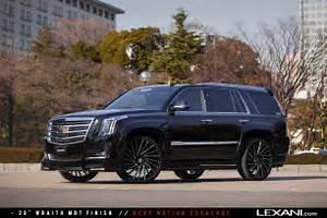 Lexani Luxury Wheels Vehicle Gallery 2015 Cadillac