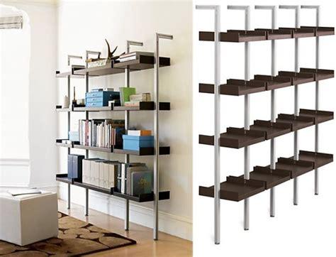 wall mounted bookcase wall mount treku bookcase