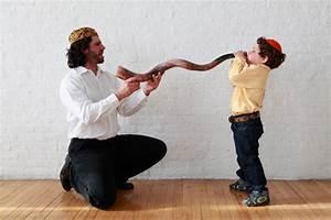 rosh hashanah shofar - Mishegas of Motherhood