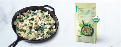 greenwise organic skillet meals featured products
