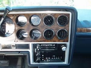 1987 Pontiac Grand Prix - Interior Pictures