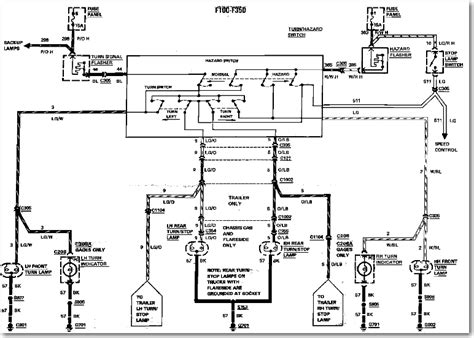 Wiring Diagram 2000 F350 Rear Light by I A 1983 F150 With The Following Problem I