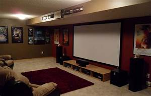 10 Great Basement Home Theater Ideas