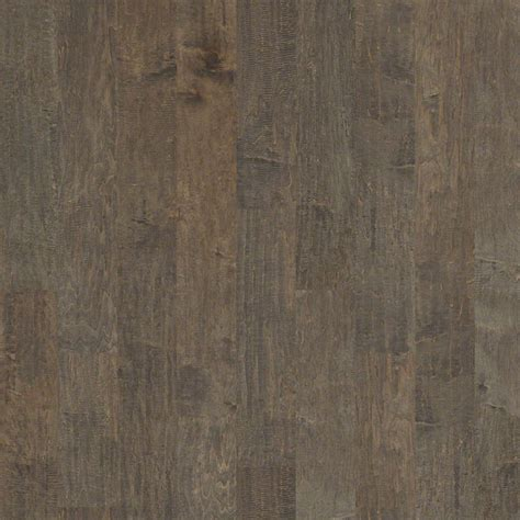 "Shaw Yukon Maple Timberwolf Hardwood Flooring 6 3/8"" SW548"