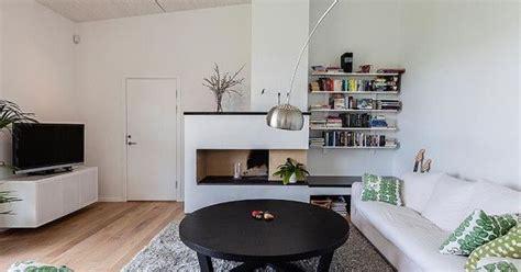 Villa On The Swedish Island Of Lidingo by Living Room Villa On The Swedish Island Of Lidingo
