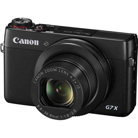 Canon Powershot G7 X Digital Camera 9546b001 B&h Photo Video