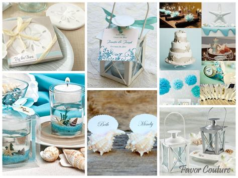 wedding favor ideas for beach theme pin by favor couture the aspen shops on unique wedding and