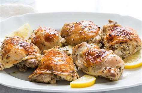 Lemon Chicken Recipe | SimplyRecipes.com