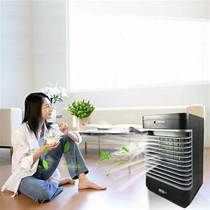 Portable Mini Air Conditioner Cooler Cooling Ac F