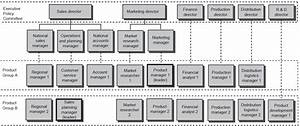 Some Typical Evolving Organization Structures In Sales
