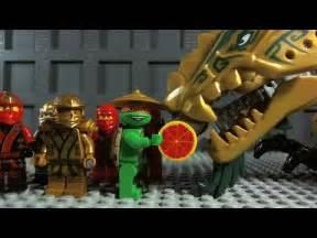 LEGO Ninjago Movie Part 2