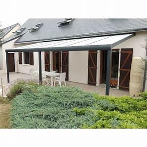 Toit Terrasse Aluminium : toit terrasse aluminium en kit stunning pergola toit ~ Edinachiropracticcenter.com Idées de Décoration