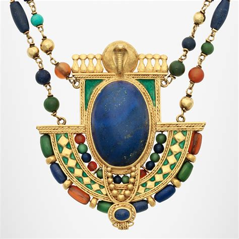Jewelry revivals: Egyptian style