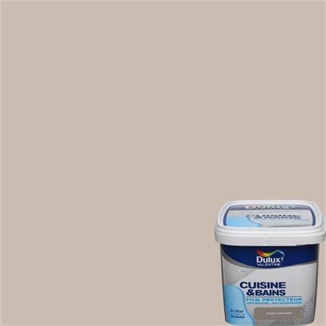 peinture cuisine et bains marron glacé 2l peinture