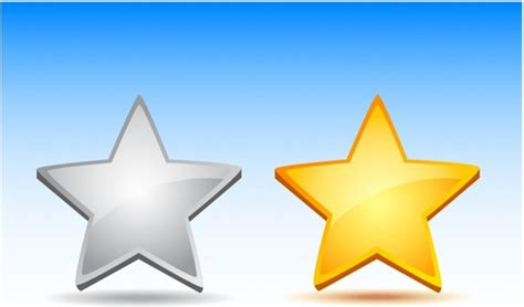 Rating Star Icons Free Vector In Adobe Illustrator Ai