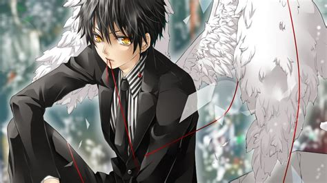 Anime Boy Wallpaper - boy anime wallpapers wallpaper cave